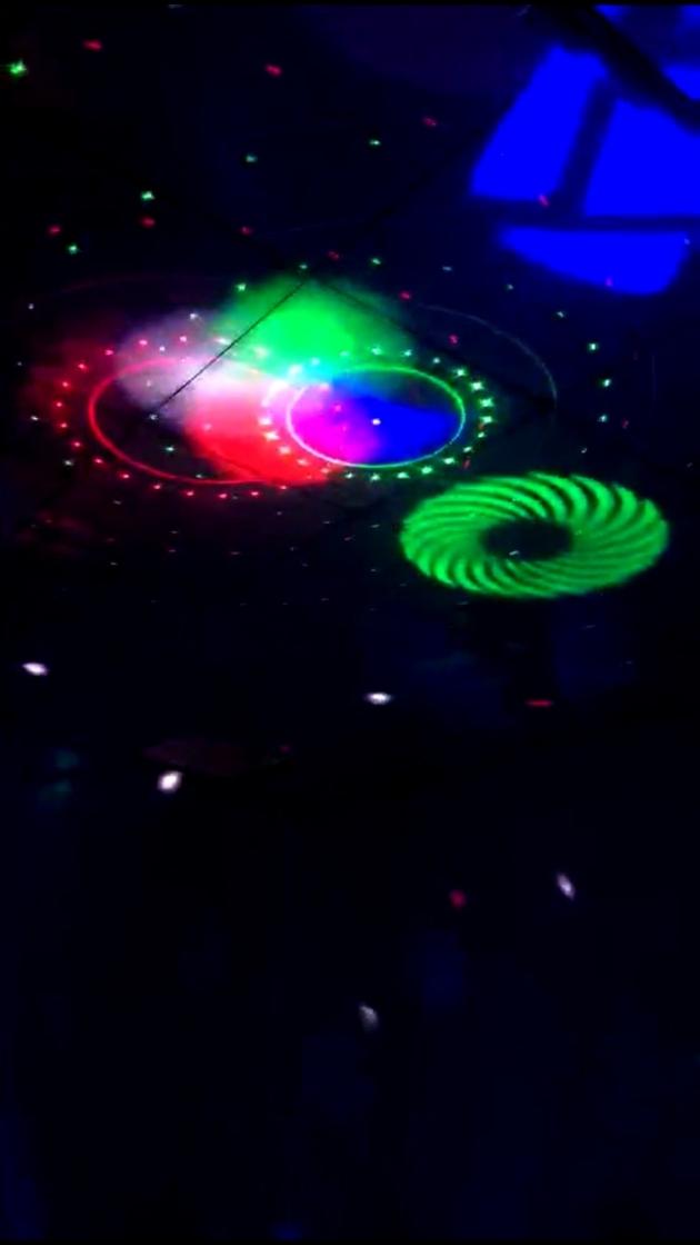 LED大魔球鐳射燈 3