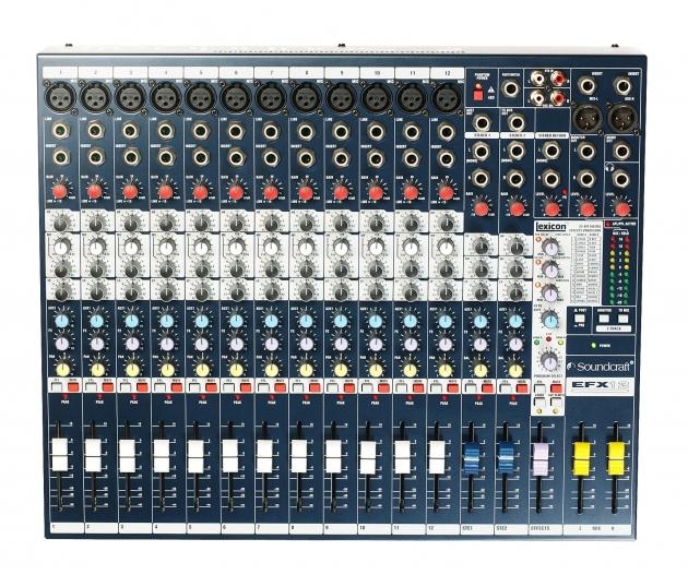 EFX12類比混音機 1