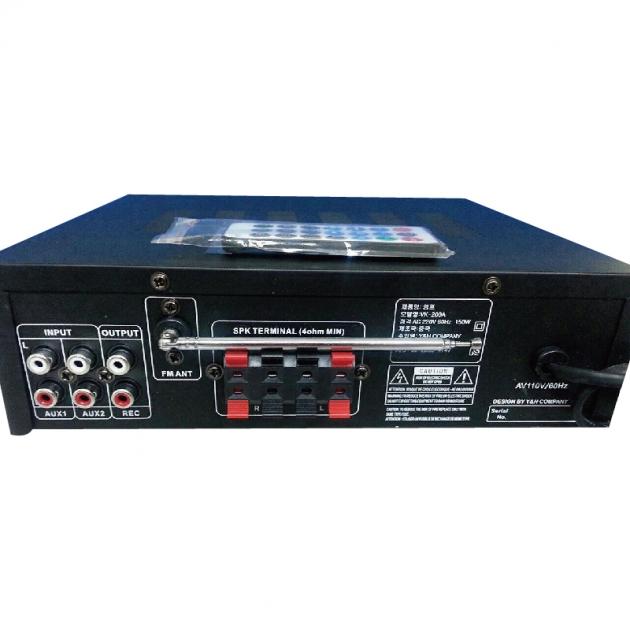 VK200A多功能撥放擴大機 2