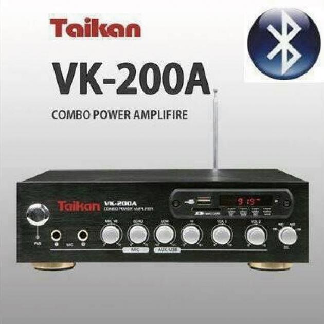 VK200A多功能撥放擴大機 1