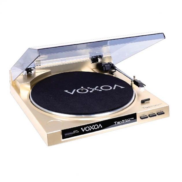 T30 黑膠唱盤 1