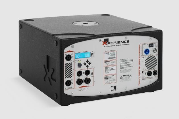 XS10主動低音喇叭 3