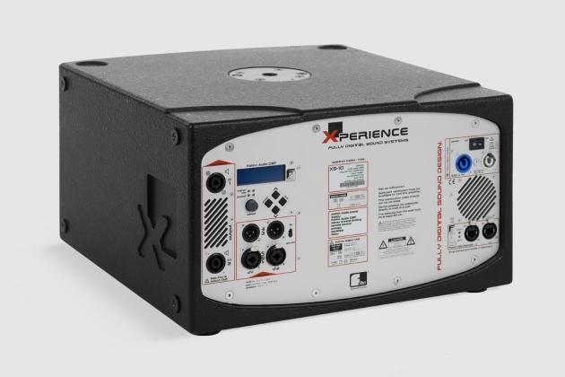XS10主動低音喇叭 2