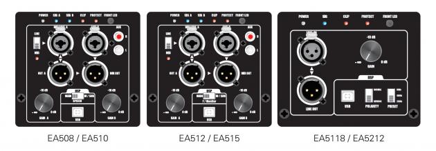 EA5系列喇叭 6
