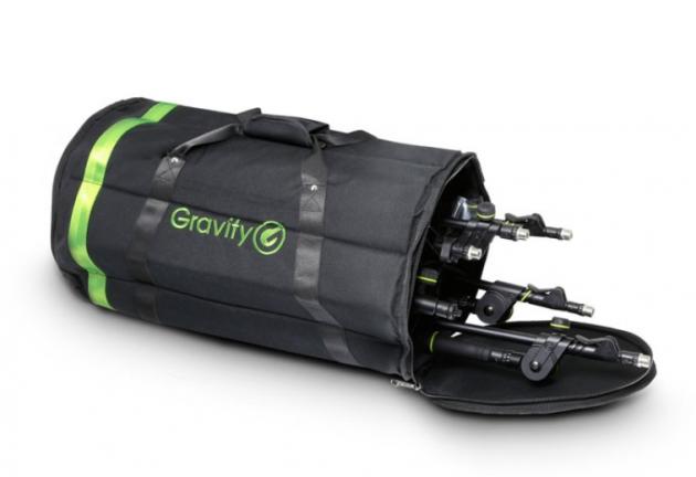 Gravity BG MS 6 B麥克風攜行袋 2
