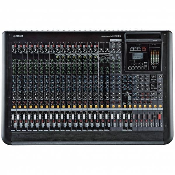 MGP24X類比混音機 1