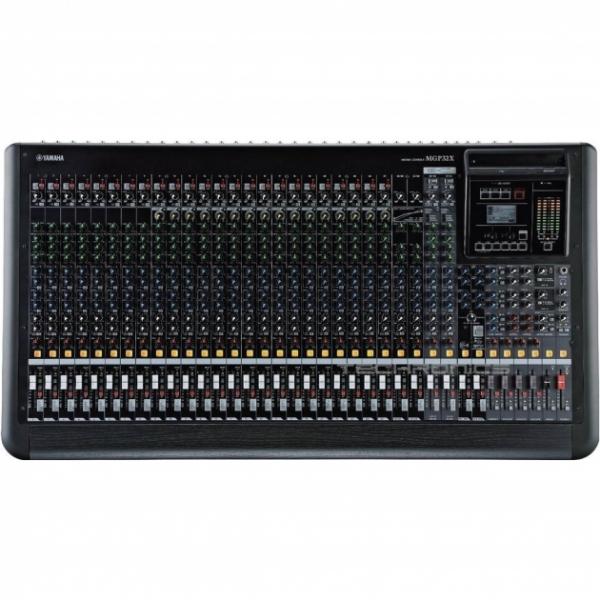 MGP32X類比混音機 1