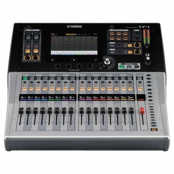 TF Series數位混音機 1