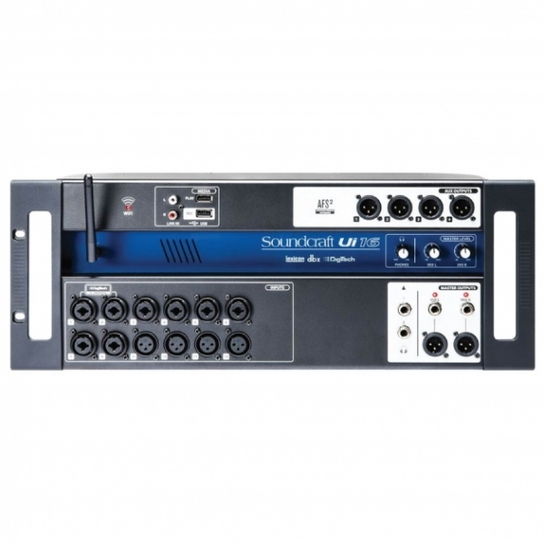 Ui 16數位混音機 1