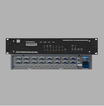 HD VGA 0808矩陣切換器 1
