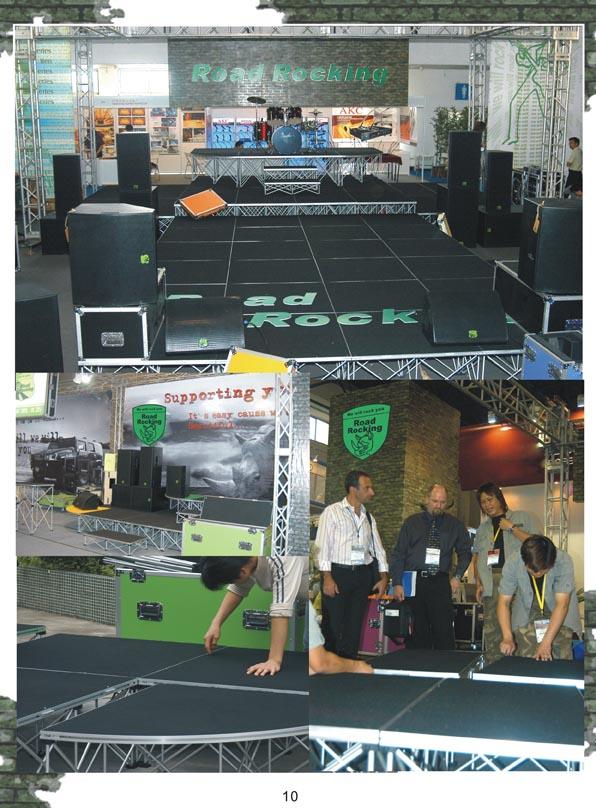 活動舞台板 1