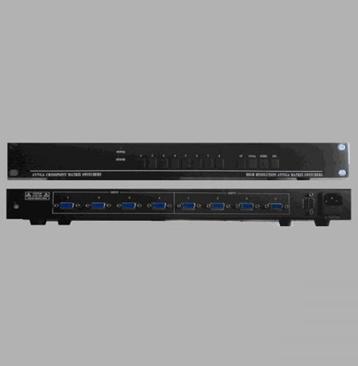 HD VGA 0404矩陣切換器 1