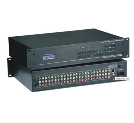 HD AV-1616切換器 1